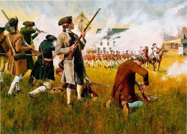 Battle of Lexington Green